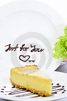 Cheese Cake Series 01 Royalty Free Stock Images - Image: 9894729