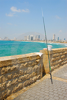 Fishing Pole Stock Photography - Image: 993242
