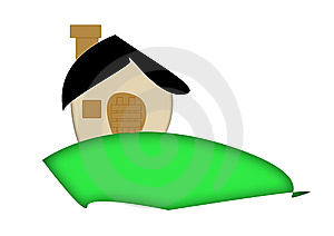 House Royalty Free Stock Photography - Image: 9901457