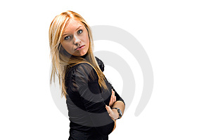Pose Stock Image - Image: 9907541
