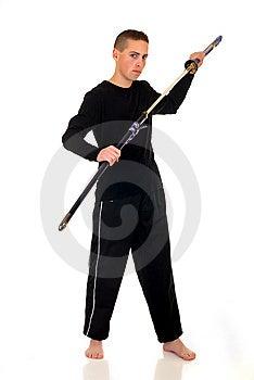 Samurai Royalty Free Stock Photography - Image: 9913817