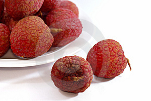 Fresh Lychee Series 02 Stock Photography - Image: 9919132