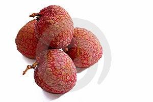 Fresh Lychee Series 04 Stock Photo - Image: 9919240