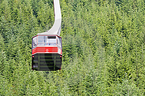 Gondola Or Cable Car Stock Photography - Image: 9920492
