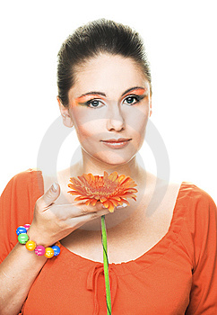 Young Woman Portrait Royalty Free Stock Photo - Image: 9931185