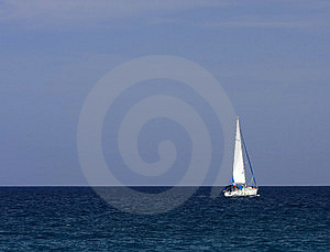Sailboat Royalty Free Stock Photo - Image: 9935515