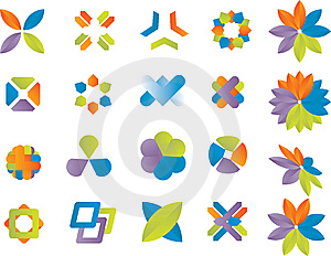 Design Elements Set. Stock Photos - Image: 9936553