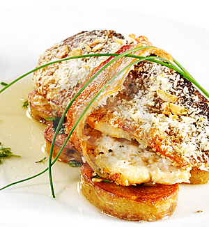 Fillet Of Trout Royalty Free Stock Photos - Image: 9938948