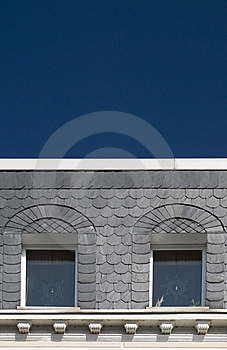 Roof Stock Image - Image: 9941451