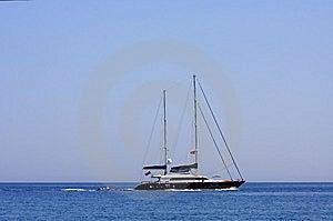 Sailboat Royalty Free Stock Image - Image: 9947116