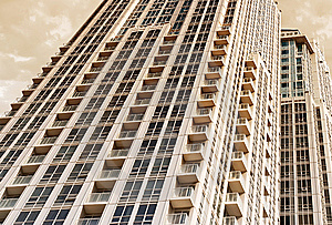 High Rise Building, Skyscraper Stock Photography - Image: 9955352