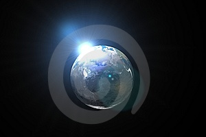 Planet Earth Stock Images - Image: 9960474