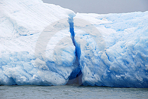 Broken Iceberg In Lake Argentino, Argentina Stock Photos - Image: 9967333