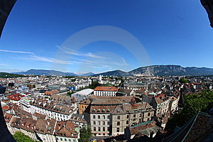 Beautiful Geneva Royalty Free Stock Images - Image: 9969309