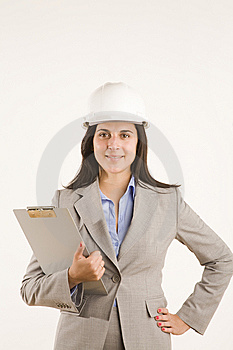 Construction Women Royalty Free Stock Image - Image: 9969936