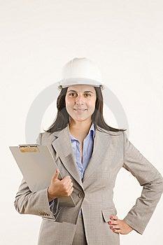 Construction Women Royalty Free Stock Image - Image: 9969936
