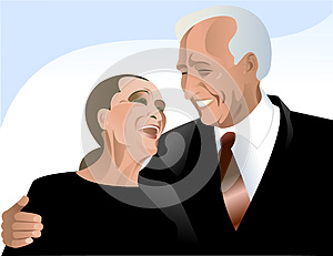 Couple Elderly Royalty Free Stock Photo - Image: 9975975
