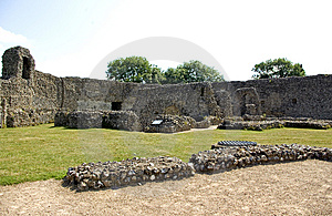 Eynsford Castle Royalty Free Stock Photos - Image: 9977088