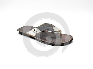 Leather Sandal Stock Photography - Image: 9981102