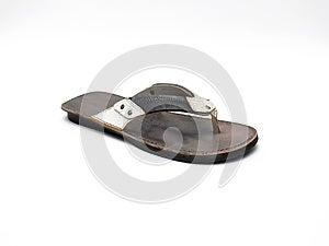 Leather Sandal Stock Photography - Image: 9981102