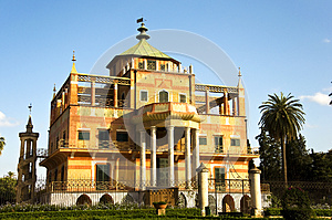 Chinese Building Royalty Free Stock Photo - Image: 9981235