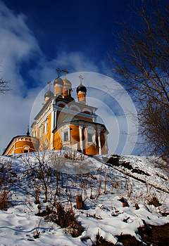 Church Of Murom Stock Photos - Image: 9981333