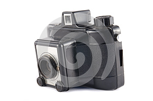 Old Photo Camera Royalty Free Stock Photography - Image: 9981377