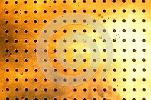 Grungy Surface With Holes Royalty Free Stock Image - Image: 9983136