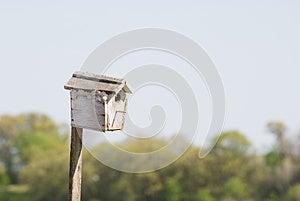 Bird House Royalty Free Stock Photo - Image: 9984065