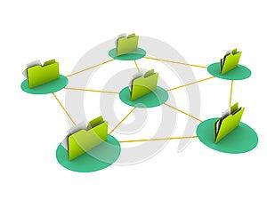 Network Royalty Free Stock Photo - Image: 9988585