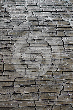 Cracked Ground Stock Images - Image: 9994594