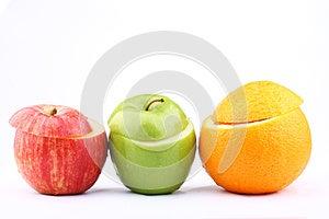 Fresh Fruits Stock Photography - Image: 9999652